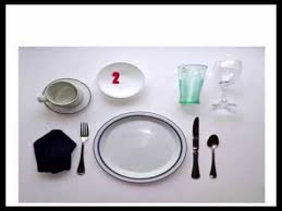 place settings vocabulary review 18 place settings with quiz