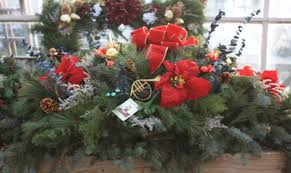 Christmas Grave Decorations Holiday And Winter Services Denny Wiggers