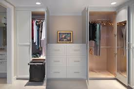 2 Door Closet Traditional Closet With Built In Bookshelf By Eddie Martin