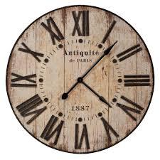 modern wall clocks large wall clocks urban barn