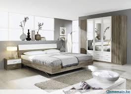 chambre à coucher complète chambre à coucher de luxe en blanc avec noir a vendre 2ememain be