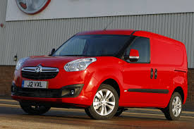 vauxhall combo most reliable vans according to the 2017 fn50 van reliability