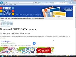 sats writing papers gateshead elective home education past sats papers