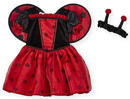 Halloween Costume Ladybug Amazon Koala Kids Ladybug 2 Piece Baby Girls Dress Halloween