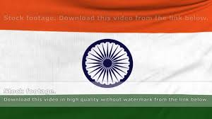 Image Indian Flag Download National Flag Of India Flying On The Wind Youtube