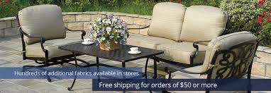 hanamint cushions patio cushions great escape