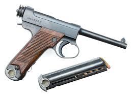 nambu pistol wikipedia