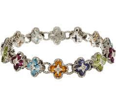 sterling bangle bead bracelet images Bracelets jewelry 001