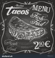 royalty free tacos vector logo design template fast food or