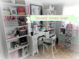 beauty room tour youtube