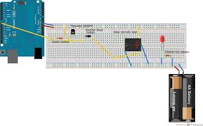 arduino how to wire a relay codeproject