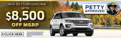 Ford Explorer Lease - mooresville ford north carolina ford dealership serving