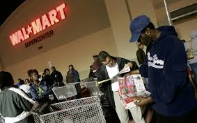 walmart to beat black midnight with 10 p m opening on
