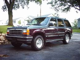 Ford Explorer 1993 - 1993 ford f150