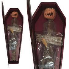 memorabilia specialists the company pumpkin king