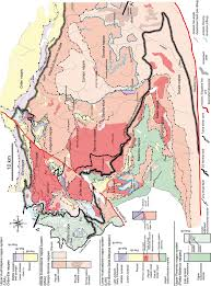 Uaa Map Rift Related Inheritance In Orogens A Case Study From The