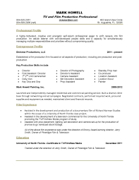 Best Example Of A Resume by Where To Get A Professional Resume