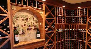 Wine Cellar Wall - wine cellar art and wine artwork for sale