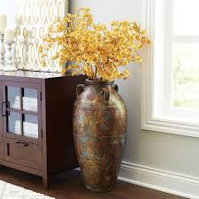 Decorative Vases For Living Room by Terracotta Floor Vase Living Rooms Room And Texas Farmhouse