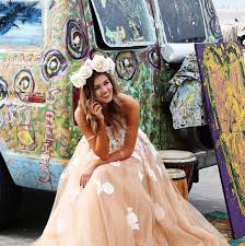 sadie robertson sherri hill duck sadie robertson s live original collection for 2015 formal