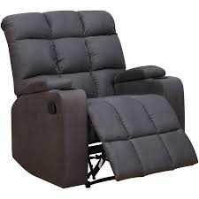 Price Busters Furniture Store by Prolounger Storage Arm Wall Hugger Microfiber Recliner Multiple