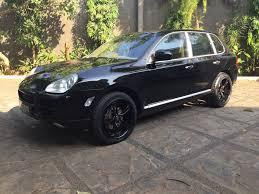 Porsche Cayenne 3 2 V6 - porsche cayenne 3 2 v6 black 2006 u2013 bisaboy com