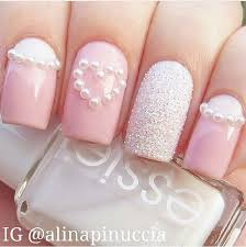 best 25 pink wedding nails ideas on pinterest simple wedding