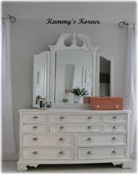 Painted Wooden Bedroom Furniture by Kammy U0027s Korner I Did It Painted My Dark Cherry Finish Bedroom