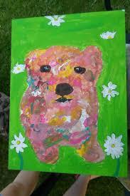 parsley pie childrens art classes kids paintings kids craft