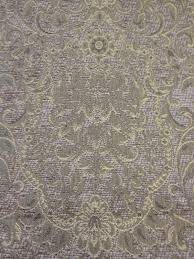 Upholstery Knoxville Clarence House Tapestry Medallion Taupe Heavy Weight Cotton Fabric