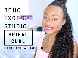 How Long Do Micro Link Hair Extensions Last by Spiral Curl Boho Exotic Studio Micro Links Hair Review