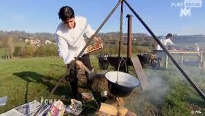 chaudron pour cuisiner top chef 2013 cuisine du moyen âge au chaudron et au barbecue