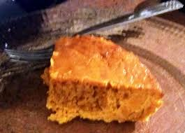 Crustless Pumpkin Pie Recipe South Africa by Wish It Dish It Catering Brunch