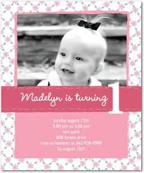 1st birthday invitations ideas vertabox com