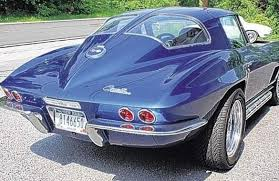 split window corvette value restorer creates a mythical 1967 corvette corvette sales