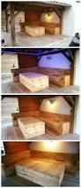 best 25 pallet deck furniture ideas on pinterest sectional