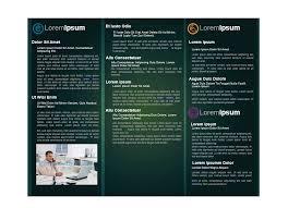 4 fold brochure template word 31 free brochure templates word pdf template lab