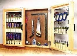 Tool Storage Shelves Woodworking Plan by 3886 Best Tools U0026 Parts Storage Images On Pinterest Tool Storage