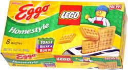 Eggo Toaster Waffles Lego My Eggo Indeed New Waffles Encourage You To Play With Your