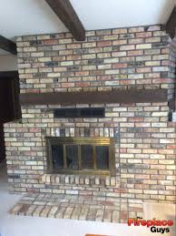 Remove Brick Fireplace by Brick Wall Removal The Fireplace Guys