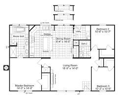 Arlington House Floor Plan by View The Arlington 48 Floor Plan For A 1440 Sq Ft Palm Harbor
