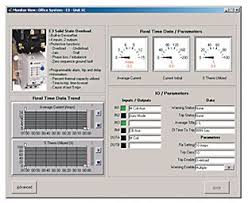 software for motor control centers