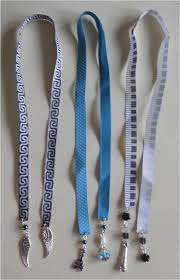 ribbon bookmarks ribbon bookmarks how to make a ribbon bookmark jewelry on cut