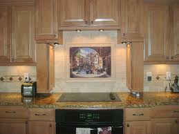 Best Tile Images On Pinterest Tile Murals Lavender Fields - Tuscan kitchen backsplash ideas