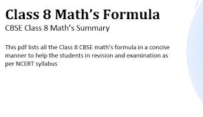 maths formula booklet pdf samacheer kalvi syllabus for 10th