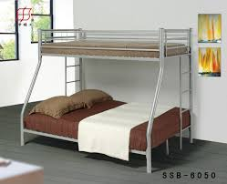 Bedroom Awesome Stylish Triple Bunk Beds Single And Double Bunks - Single double bunk beds