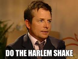 Meme Harlem Shake - michael j fox does the harlem shake weknowmemes generator