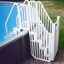 pool above ground pool slides for backyard design ideas u2014 kool