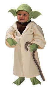 Funny Halloween Costumes Kids 20 Yoda Costume Ideas Baby Yoda Costume