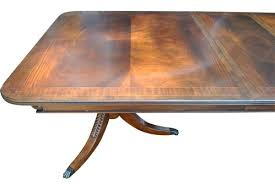 Mahogany Conference Table Hekman New Orleans Mahogany Conference Table 10ft